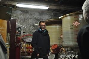 Xavier Ponsart fortæller om at finde meningen med hans liv; at fremstille vin med respekt for jord og miljø